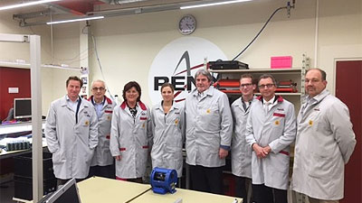 City council of Zundert visits Rena