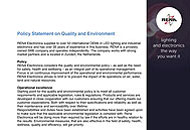 "<p>Download the Environmental Statement <a href=""/systeem/pdf/environmental-policy-statement-rena-electronica.pdf"" target=""_blank"">here</a>.</p>"