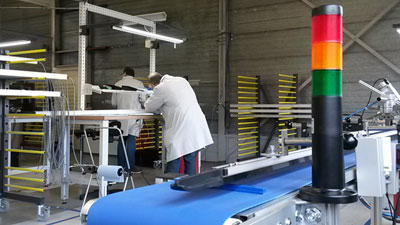 Production of LED lighting results in expansion at RENA