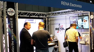 Impression of RENA @ Electronics & Applications 2017 - Netherlands