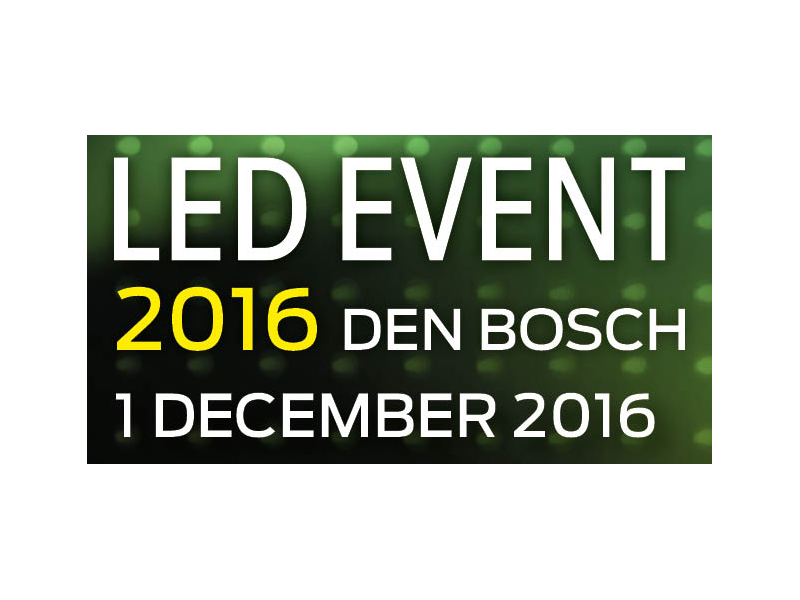 RENA @ LED Event 2016 Den Bosch - Netherlands