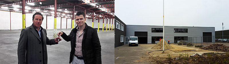 New production facility for Rena Electronica in Zundert