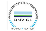 <p>Certification body DNV-GL</p>