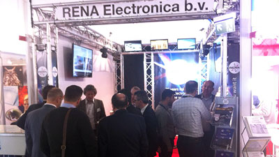 RENA Electronica on Light+Building Fair in Frankfurt